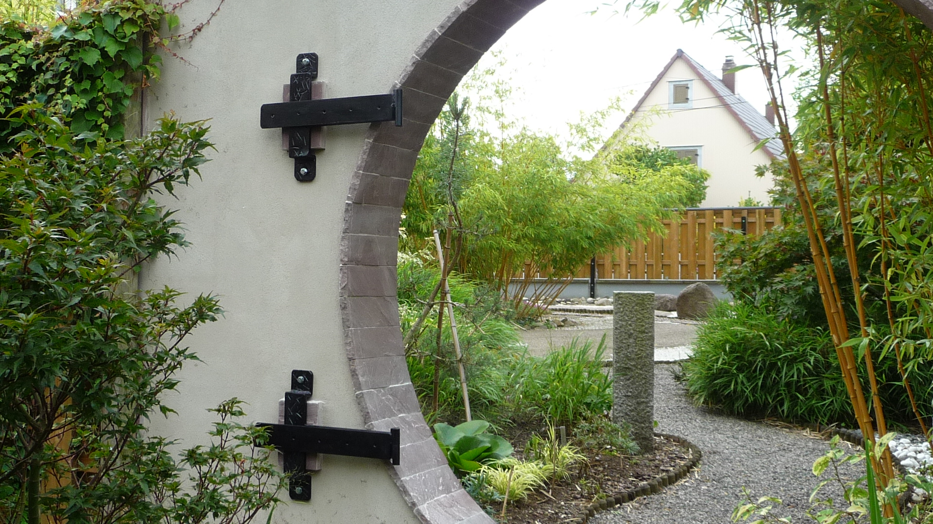 Le Jardin | Chez Pia et Alain