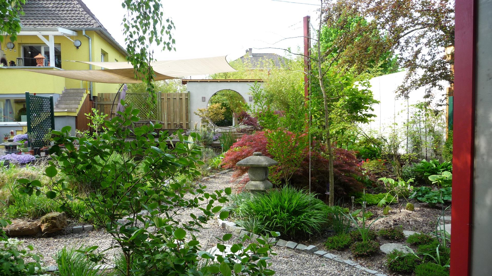 Nouveaut au jardin chez pia et alain for 2015 jardin lune